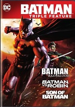 Batman Triple Feature