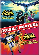 Batman Vs. Two-Face / Batman: Return Of The Caped Crusaders
