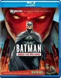 Batman - Under The Red Hood (BLU-RAY)
