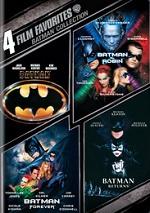Batman Collection - 4 Film Favorites