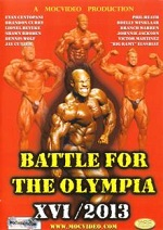 Battle For The Olympia 2013
