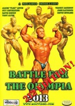 Battle For The Olympia 2013 - 212 Pound Class Edition