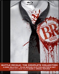 Battle Royale - The Complete Collection (BLU-RAY + DVD)