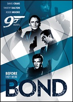 Before They Were Bond Collection