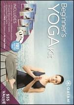 Beginner's Yoga Media Kit