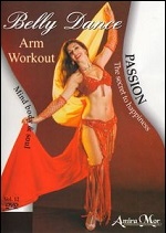 Belly Dance Passion Arm Workout With Amira Mor