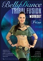 Bellydance Tribal Fusion Workout With Irina