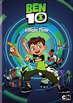 Ben 10 - Villain Time - Season 1 - Volume 1