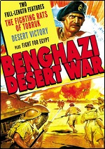Benghazi Desert War: The Fighting Rats Of Tobruk / Desert Victory