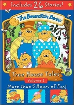 Berenstain Bears: Tree House Tales - Vol. 1