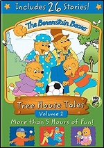 Berenstain Bears: Tree House Tales - Vol. 2