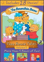 Berenstain Bears: Tree House Tales - Vol. 3