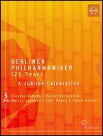 Berliner Philharmoniker - 125 Years - A Jubilee Celebration