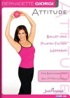Bernadette Giorgi - Just B Method - Attitude - Ballet And Pilates Fusion