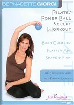 Bernadette Giorgi - Pilates Power Ball Sculpt Workout