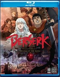 Berserk - The Golden Age Arc 1 - The Egg Of The King - BLU-RAY