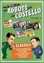 Best Of Bud Abbott & Lou Costello - Vol. 4