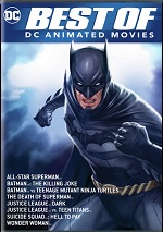 Best Of DC Animated Movies