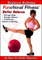 Better Balance - Functional Fitness With Suzanne Andrews