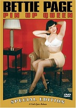 Bettie Page - Pin Up Queen