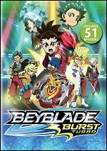 Beyblade Burst - Season 3