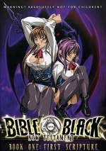 Bible Black - New Testament - First Scripture