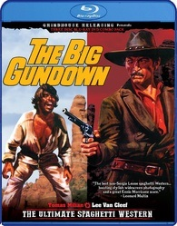 Big Gundown - Special Edition (BLU-RAY + DVD + CD)