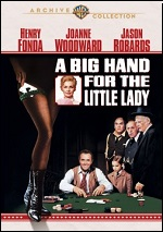 Big Hand For The Little Lady