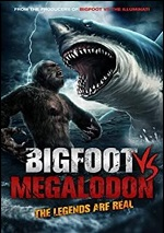 Bigfoot Vs Megalodon