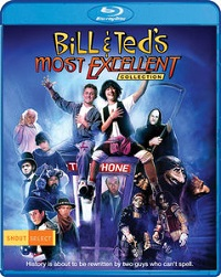 Bill & Teds Most Excellent Collection (BLU-RAY)