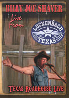 Billy Joe Shaver - Live From Luckenbach
