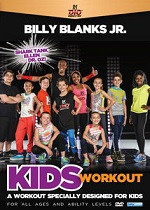 Billy Blanks Jr. - Kids Workout