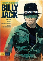 Billy Jack - The Complete Collection