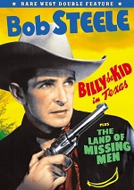Billy The Kid In Texas / Land Of Missing Men