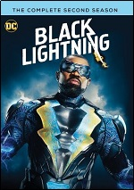 Black Lightning - The Complete Second Season
