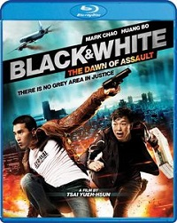 Black & White - The Dawn Of Assault  (BLU-RAY)