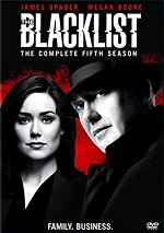 Blacklist - The Complete Fifth Season
