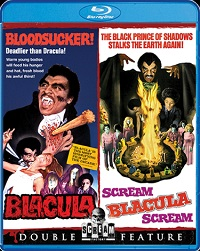 Blacula / Scream Blacula Scream (BLU-RAY)