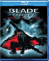 Blade / Blade 2 / Blade: Trinity (BLU-RAY)