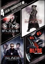 Blade Collection - 4 Film Favorites