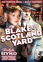 Blake Of Scotland Yard - The Complete Serial