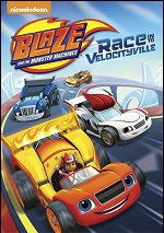 Blaze And The Monster Machines - Race Into Velocityville