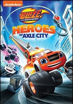 Blaze And The Monster Machines - Heroes Of Axle City