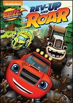Blaze And The Monster Machines - Rev-Up And Roar