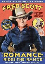 Blazing Justice / Romance Rides The Range