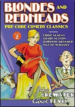 Blondes And Redheads - Lost Comedy Classics - Vol. 2