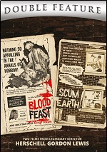 Blood Feast / Scum Of The Earth