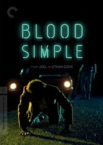 Blood Simple - Criterion Collection