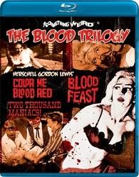 Blood Trilogy (BLU-RAY)