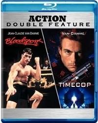 Bloodsport / Timecop (BLU-RAY)